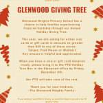 Holiday Giving Tree